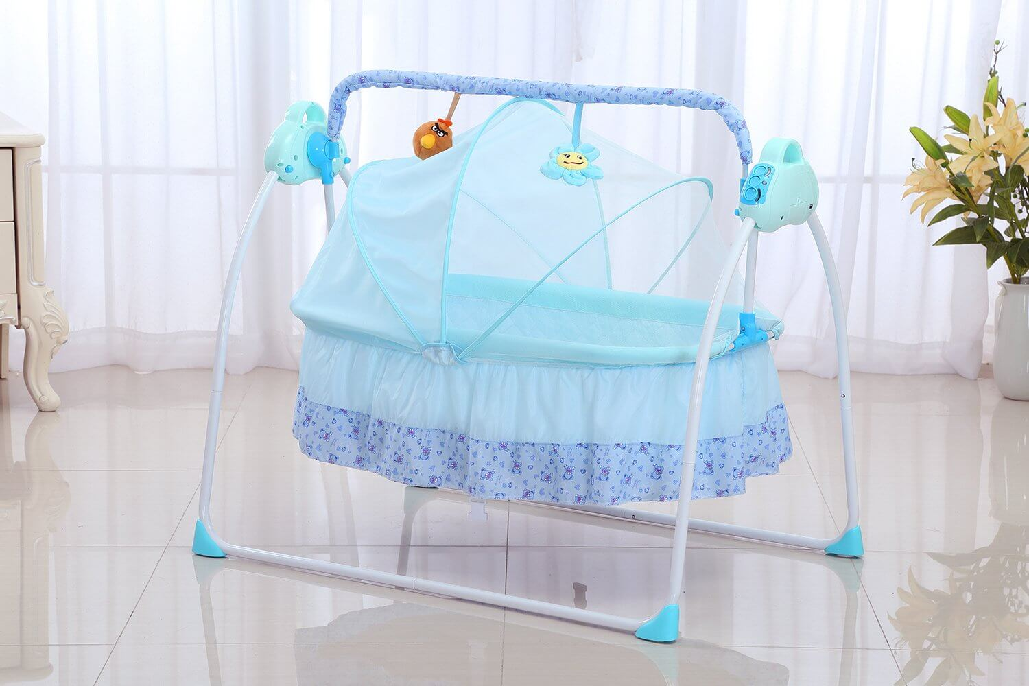 The Ideal Way You Watch Baby Cradle Swing